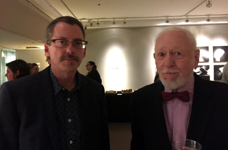 Warren Hicks and Murray Handler