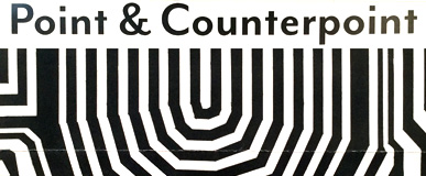 POINT & COUNTERPOINT @ SECCA