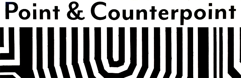 Point and Counterpoint at SECCA