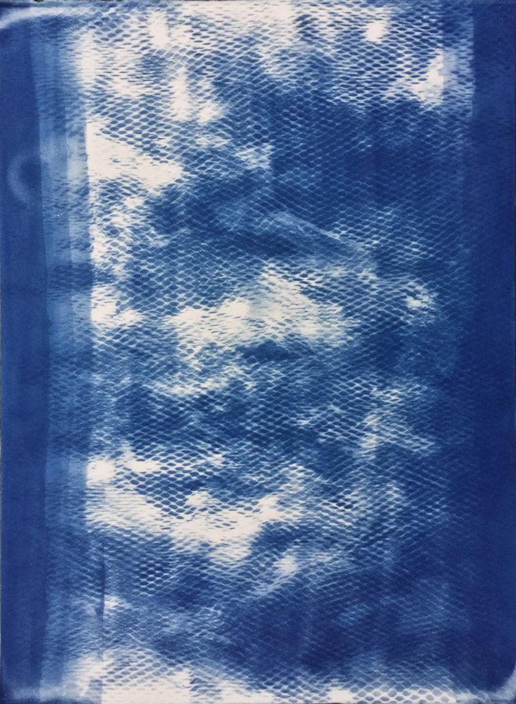 Clouds Over Ganymede II