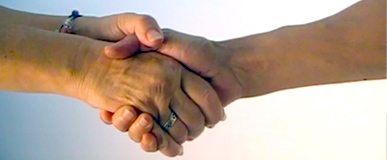 THE HANDSHAKE PROJECT