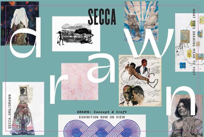 DRAWN, Concept and Craft at SECCA