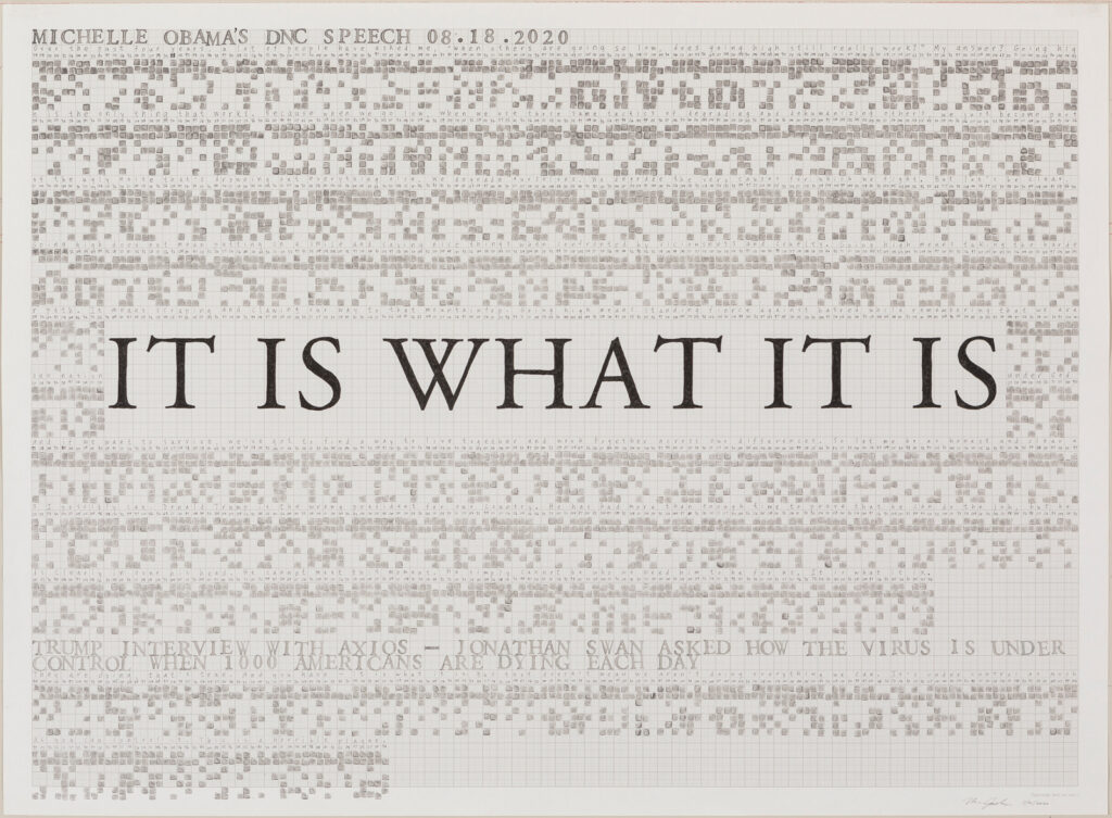 It Is What It Is by Heather Gordon
